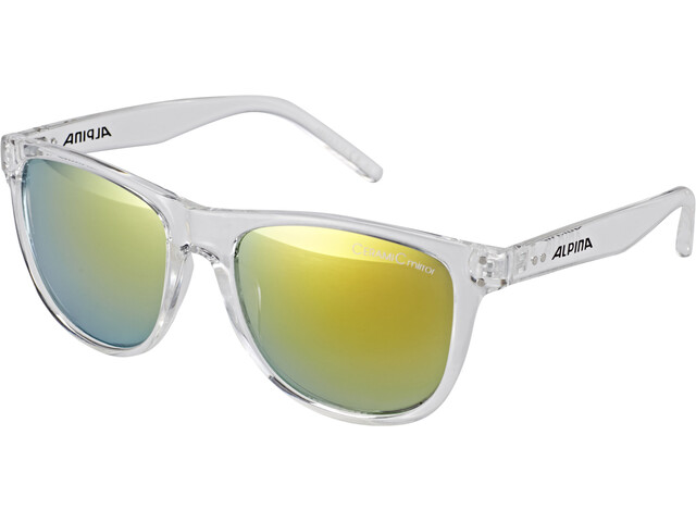 Alpina Ranom Bike Glasses transparent